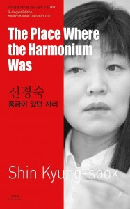 "Cover ""The Place Where the Harmonium Was"""