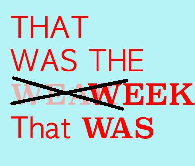Week/weak